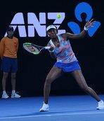 Venus Williams ilk turda elendi
