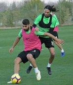 Atiker Konyaspor'da Başakşehir maçı hazırlıkları başladı