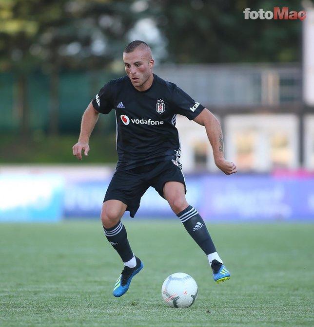 Fatih Terim Beşiktaşlı Gökhan Töre ile görüştü