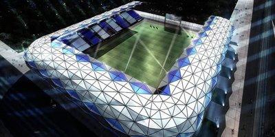Yeni Alsancak Stadı için ilk kazma vuruluyor