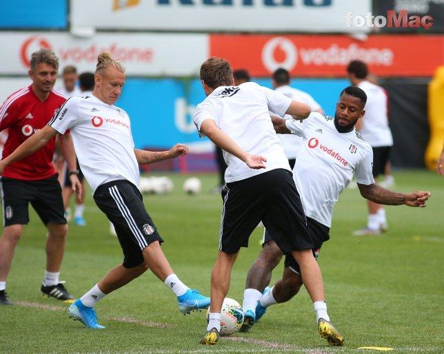 Beşiktaş'ın Sivasspor kadrosu belli oldu