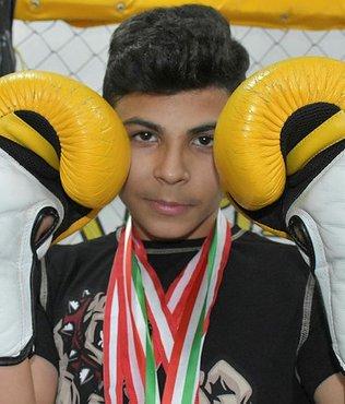 Merakla başladığı sporda dünya şampiyonu oldu!