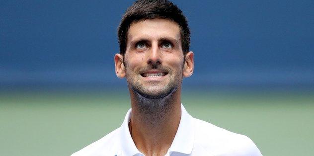 Novak Djokovic şoke etti! Diskalifiye...