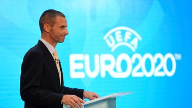 Aleksander Ceferin: EURO 2021'in ev sahibi ülke sayısını azaltabiliriz
