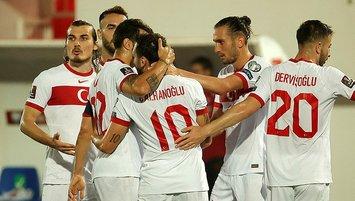 Türkiye FIFA sıralamasında yükseldi!