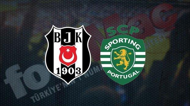 CANLI | Beşiktaş - Sporting Lizbon maçı ne zaman? Beşiktaş Şampiyonlar Ligi maçı hangi kanalda? Saat kaçta? Bilet fiyatları...