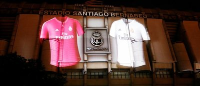 Real Madridin yeni sezon formaları