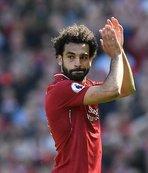 Mohamed Salah Barcelona'ya