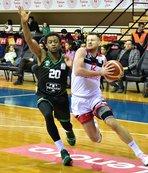 ING Basketbol Süper Ligi'nde 4 maç oynandı