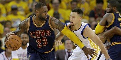 Warriors-Cavaliers düellosunda yeni perde