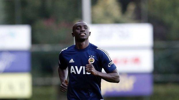 Papiss Cisse Fenerbahçe ile ilk antrenmanına çıktı! #