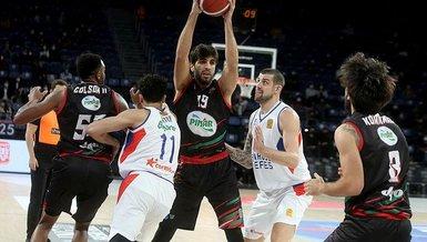 Anadolu Efes - Pınar Karşıyaka: 78-77 | MAÇ SONUCU - ÖZET | ING Basketbol Süper Ligi