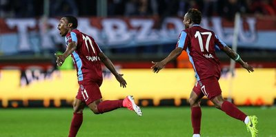 Trabzonspor, MP Arena'da daha golcü