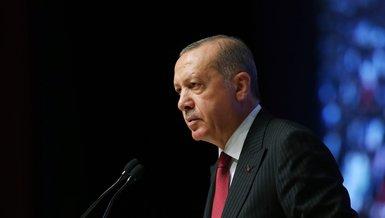 Son dakika GS haberleri | Başkan Recep Tayyip Erdoğan PSV karşısında Galatasaray'a başarılar diledi!