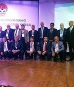 TÜFAD Ankara Şubesi Ödül Töreni