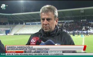 """Hamza Hamzaoğlu: """"İmkansız bir şey yok"""""""