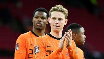 De Jong to drive Dutch ambition at Euro 2020
