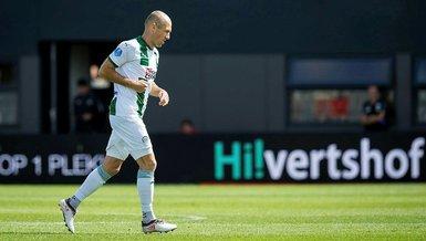 36 yaşındaki Arjen Robben sahalara döndü