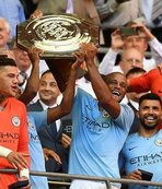 Community Shield, City'nin!