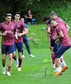Trabzonspor'un Slovenya kampı sürdü