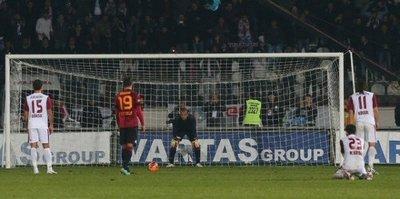 Felipe Melo penaltıyı andı