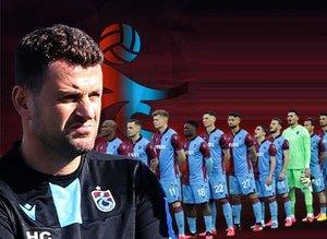 Trabzonspor şampiyonluk peşinde! İşte Hüseyin Çimşir'in Denizlispor 11'i