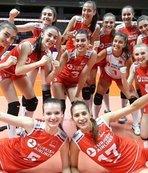 Türkiye - Karadağ: 3-0