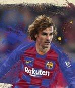 Barcelona Griezmann'ı tanıttı