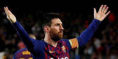 Lionel Messi'den daha iyisi yok