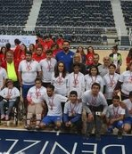 Özel Sporcular Basketbol Turnuvası PAÜ'de yapıldı