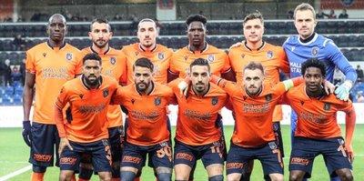 Medipol Başakşehir Trabzonspor maçının hazırlıklarını tamamladı