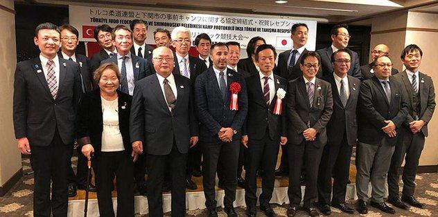 Judoda Japonya ile işbirliği protokolü imzalandı