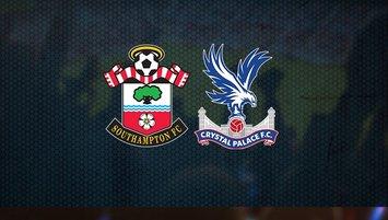 Southampton - C. Palace maçı saat kaçta ve hangi kanalda?