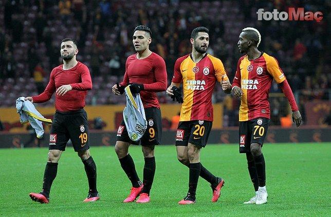 Fatih Terim'den flaş Falcao kararı! Fenerbahçe maçında...