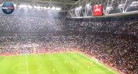 5 yıl sonra Türk Telekom Stadyumu'nda büyük coşku