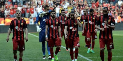 Eskişehirspor play-off'u garantiledi