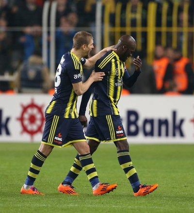 Fenerbahçe hem ağladı hem güldü