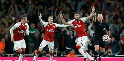 Premier League'de gollü açılış