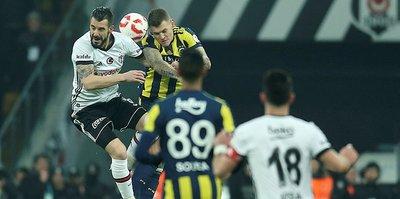 Beşiktaş final için Kadıköy'de