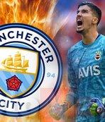 F.Bahçe'den müthiş plan! Manchester City ve Altay Bayındır...