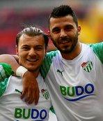Bursa'da 6 puanlık maç