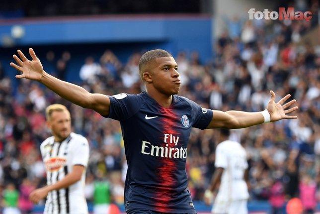 Üç silahşörler sahnede! PSG 3-1 Angers maç sonucu