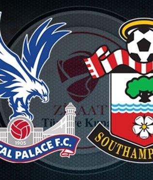 Crystal Palace - Southampton maçı ne zaman, saat kaçta, hangi kanalda?