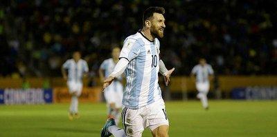 """""""Futbol Messi'ye Dünya Kupası borçlu"""""""