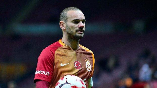 Wesley Sneijder futbola dönüyor! Yeni görevim için hazırım #