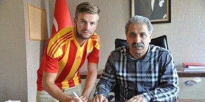 Atila Turan Kayserispor'da
