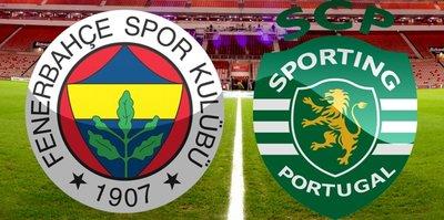 Fenerbahçe'nin rakibi Sporting Lizbon!