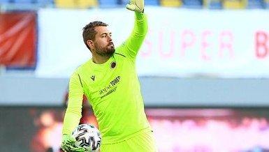 Son dakika spor haberi: Gençlerbirliği - BB Erzurumspor maçına Nordfeldt'in penaltı kurtarışları damga vurdu