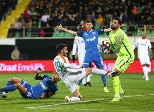 Alanyaspor - Kasımpaşa maçından kareler