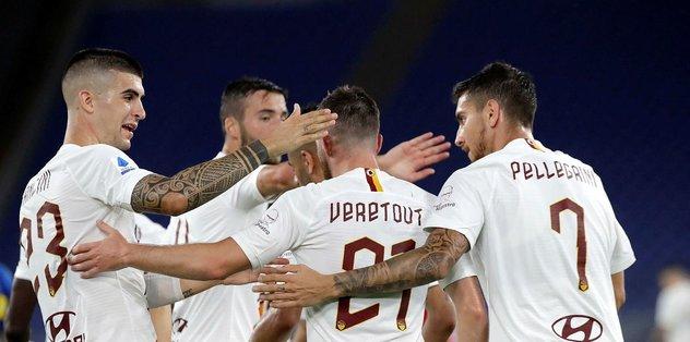 Roma 2-1 Parma   MAÇ SONUCU - Futbol -